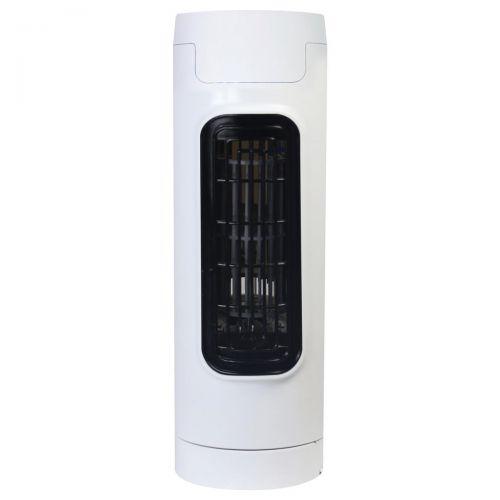 5 Star Facilities Mini Tower Fan 3-Speed 26 Watts H330mm White