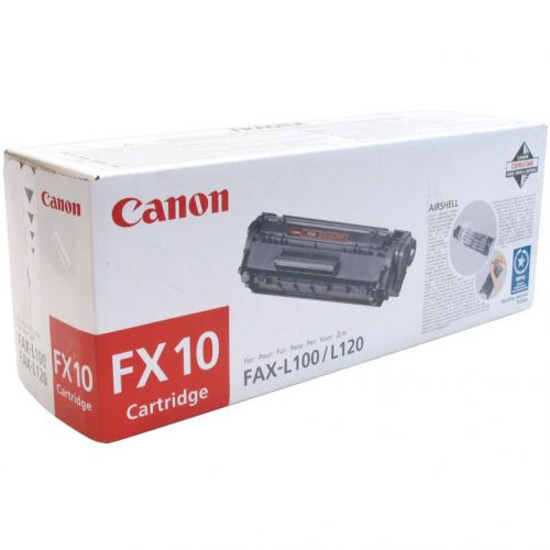 Canon FX10 Laser Toner Cartridge Black Ref 0263B002