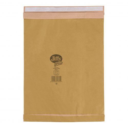 Jiffy Padded Bag Envelopes Size 7 P&S 341x483mm Brown Ref JPB-7 [Pack 50]