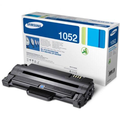 Samsung MLT-D1052S Laser Toner Cartridge Page Life 1500pp Black Ref SU759A