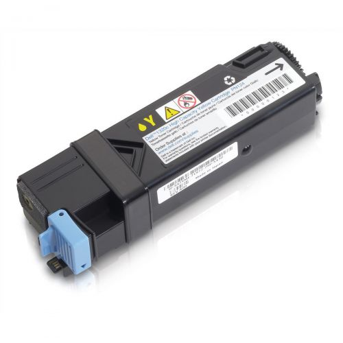 Dell KU054 Laser Toner Cartridge Page Life 2000pp Yellow Ref 593-10260
