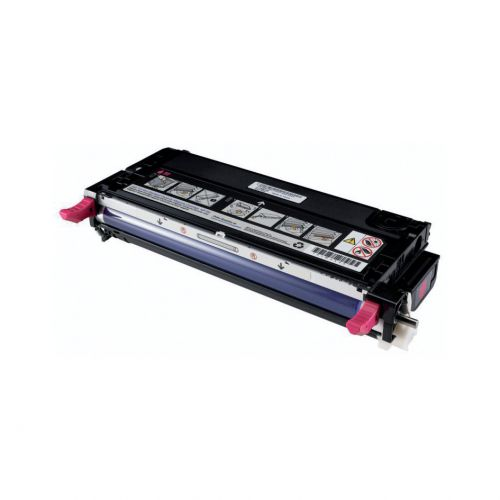 Dell XG723 Laser Toner Cartridge High Yield Page Life 8000pp Magenta Ref 593-10172
