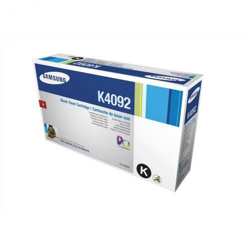 Samsung CLT-K6092S Toner Cartridge Page Life 7000pp Black Ref SU216A