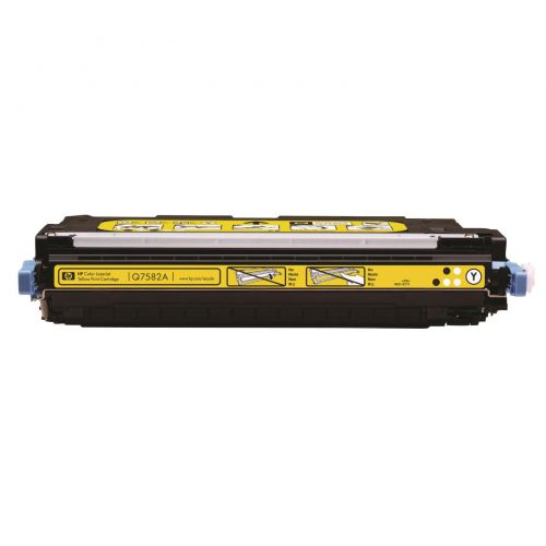 HP 503A Laser Toner Cartridge Page Life 6000pp Yellow Ref Q7582A