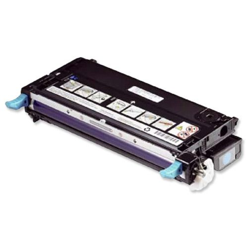 Dell G483F Laser Toner Cartridge High Yield Page Life 9000pp Cyan Ref 593-10290