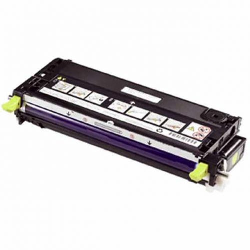 Dell No. G909C Laser Toner Cartridge Page Life 3000pp Yellow Ref 593-10295