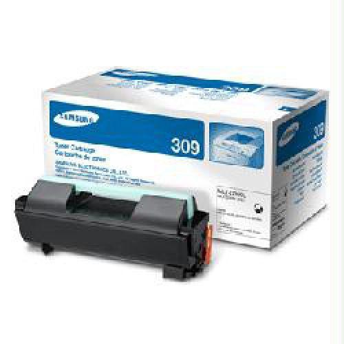 Samsung MLT-D309L Laser Toner Cartridge High Yield Page Life 30000pp Black Ref SV096A
