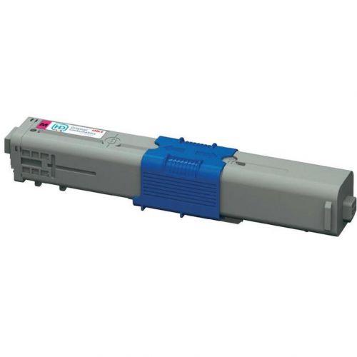 OKI Laser Toner Cartridge High Yield Page Life 5000pp Magenta Ref 44469723
