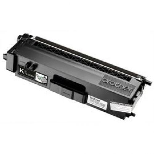 Brother Laser Toner Cartridge Page Life 2500pp Black Ref TN320BK