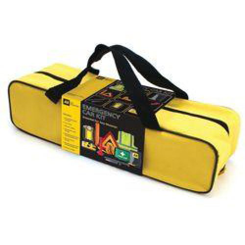Image for AA Emergency Winter Car Kit Comprehensive in Zipped Canvas Bag Ref 5060114615281