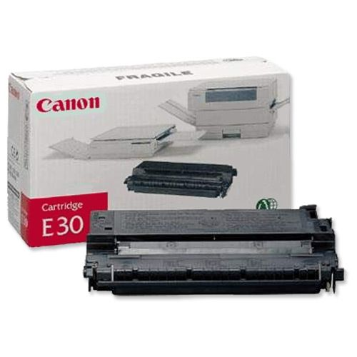 Canon E30 Copier Toner Cartridge 4000 Page Life Black Ref 1491A003