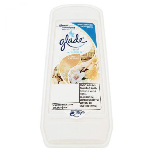 Glade Gel Air Freshener Vanilla/Magnolia Ref 336107