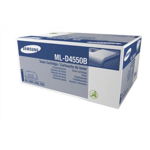 Samsung ML-D4550B Laser Toner Cartridge High Yield Page Life 20000pp Black Ref SU687A