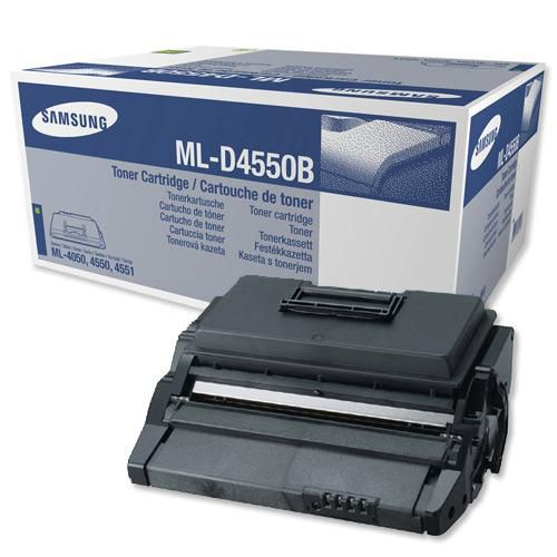 Samsung ML-D4550B Laser Toner Cartridge High Yield Page Life 20000pp Black Ref SU687A