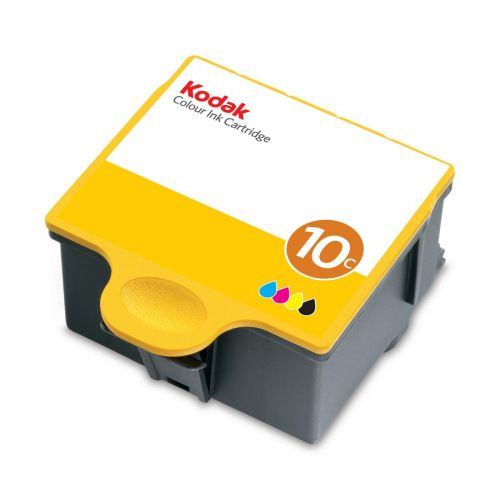 Kodak 10C Inkjet Cartridge Page Life 420pp 12ml Tri-Colour Ref 3949930