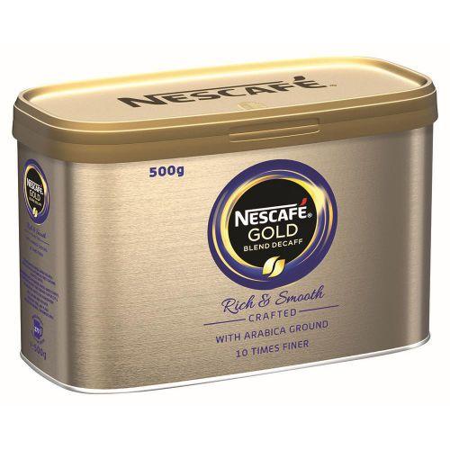 NESCAFE GOLD BLEND DECAF 500GM 12284222