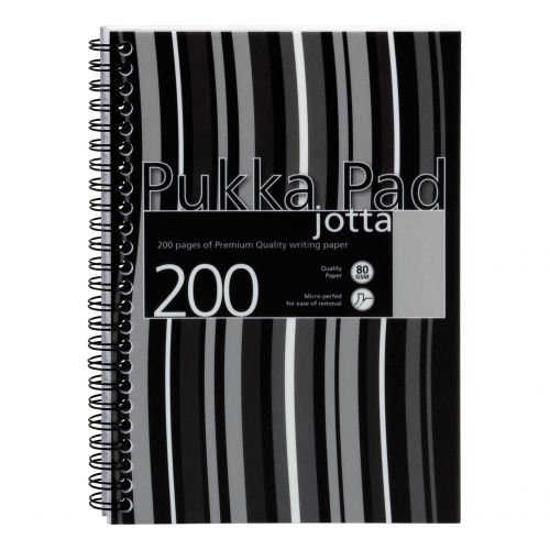 Cambridge Jotter Notebook Wirebound 80gsm Ruled 200pp A4 400039062 Pack 3
