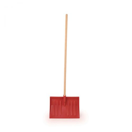 Heavy Duty Shovel Polypropylene Blade 1220mm Wooden Handle