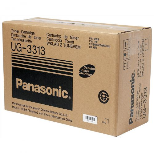 Panasonic Fax Ribbon Thermal Process Unit Page Life 10000pp Black Ref UG3313