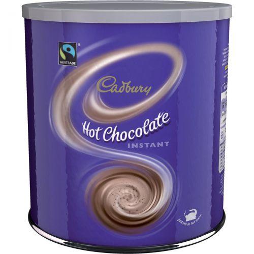 Cadbury Chocolate Break Fairtrade Hot Chocolate Powder 70 Servings 2Kg Ref 46991X