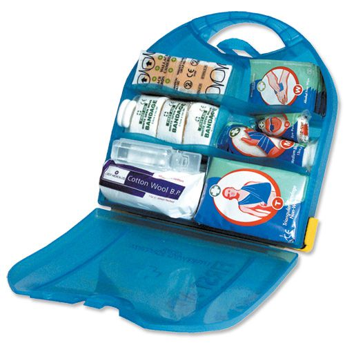 Wallace Cameron Piccolo First-Aid Vehicle Kit Ref 1020088