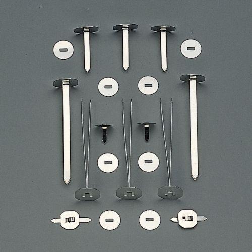 Paper Binders Tinned Steel 19mm BX200