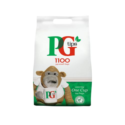 PG Tips Pyramid Tea Bags Pk1100