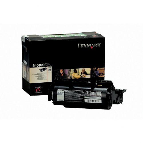 Lexmark T630/T632/T634 Laser Toner Cartridge Return Program Page Life 5000pp Black Ref 12A7460