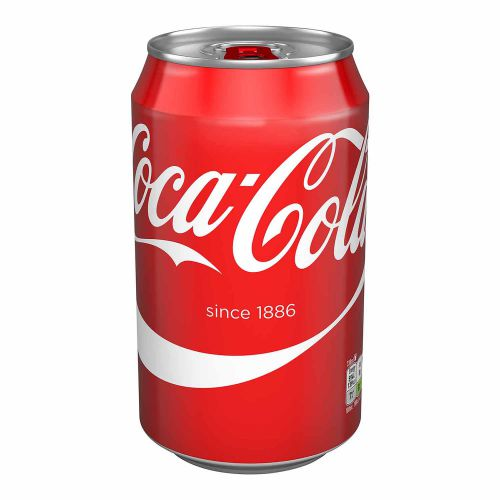 Coke 24 x 330ml Cans A00768