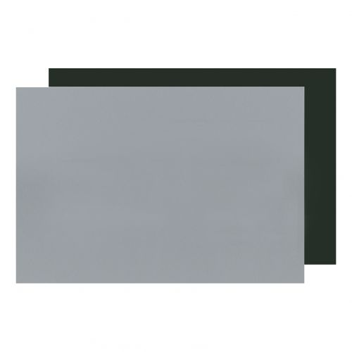 Display Board Lightweight Durable CFC Free W597xD5xH840mm A1 Black and Grey [Pack 10] Ref WF6001