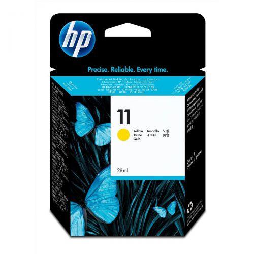 HP 11 Yellow Ink Print Cartridge C4838A