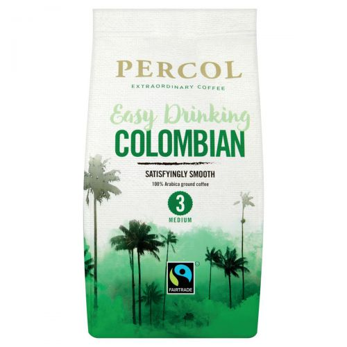Percol Fairtrade Colom Coffee200g A07931