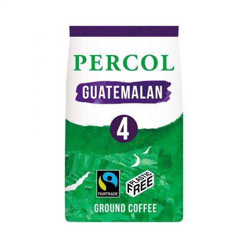 Percol Fairtrade Guata Coffee200g A07933