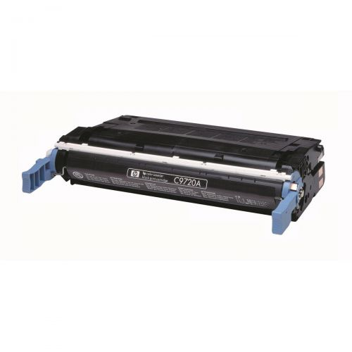 HP 641A Laser Toner Cartridge Page Life 9000pp Black Ref C9720A