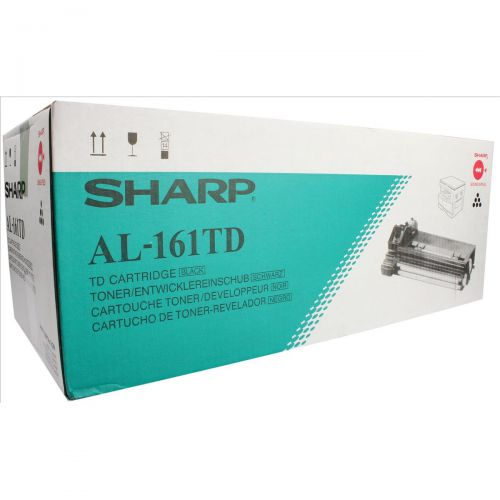 Sharp Laser Toner Cartridge Page Life 9000pp Black Ref AL161TD