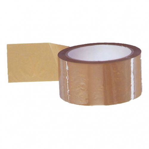 Image for 5 Star Value Packaging Tape 48mmx66m Buff [Pack 6]