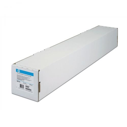 Hewlett Packard [HP] Heavyweight Coated Paper Roll 130gsm 610mm x 30.5m White Ref C6029C