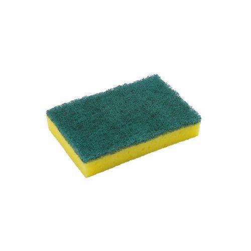 Washing Up Pad Sponge Scourer [Pack 10]