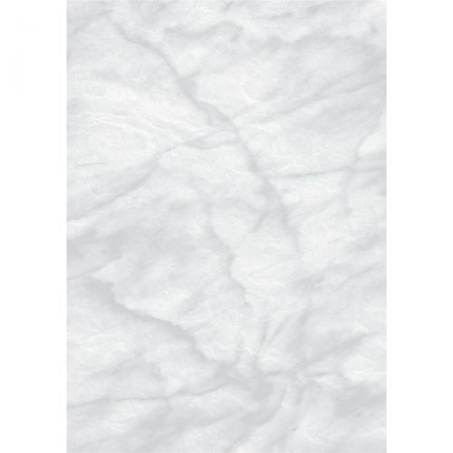 Marble Paper for Laser and Inkjet Printers 90gsm A4 Grey [100 Sheets]