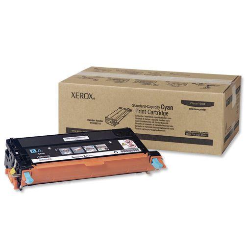 Xerox Laser Toner Cartridge Page Life 2000pp Cyan Ref 113R00719