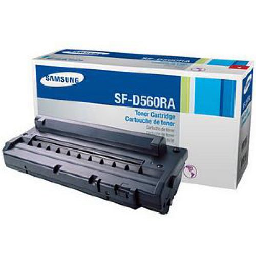 Samsung Fax Toner Cartridge and Drum Unit Page Life 3000pp Black Ref SF-D560RA/ELS