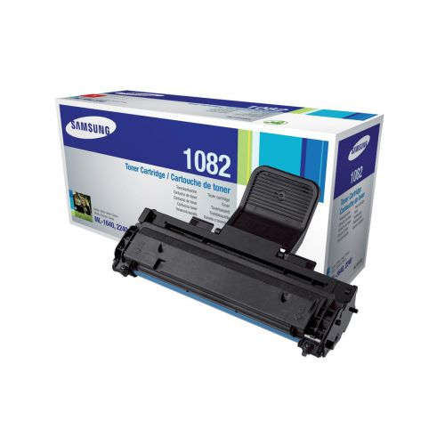 Samsung MLT-D1082S Laser Toner Cartridge Page Life 1500pp Black Ref SU781A