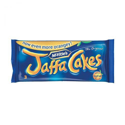 McVities Jaffa Cakes Triple-pack Ref A07052 [Pack 24]