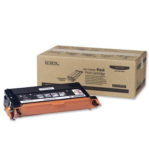 Xerox Laser Toner Cartridge High Yield Page Life 8000pp Black Ref 113R00726