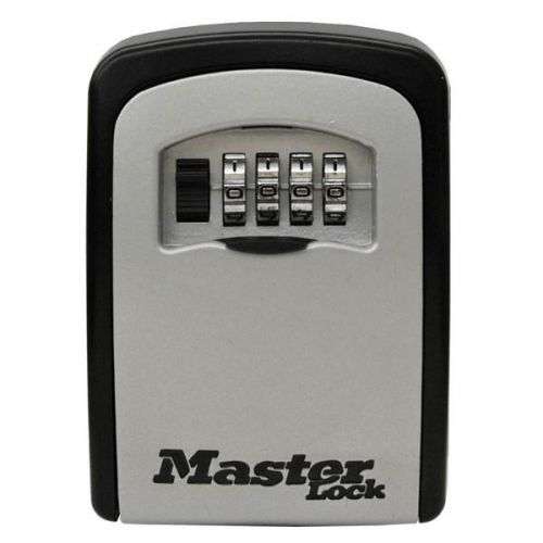 Masterlock Access Key Safe Combination Code Lock Ref 5401D