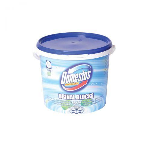 Domestos Professional Urinal Blocks 3kg Tub of 150 Tablets Ref N02252