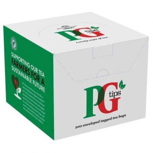 PG Tips Envelope Tea Bags Pk200