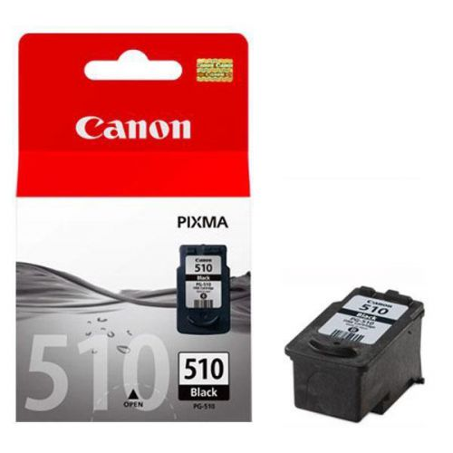 Canon PG-510 Inkjet Cartridge 220pp 9ml Black Ref 2970B001