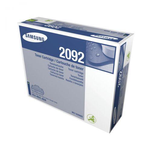 Samsung MLT-D2092S Laser Toner Cartridge Page Life 2000pp Black Ref SV004A