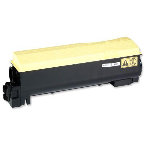 Kyocera TK-560Y Laser Toner Cartridge Page Life 10000pp Yellow Ref 1T02HNAEU0